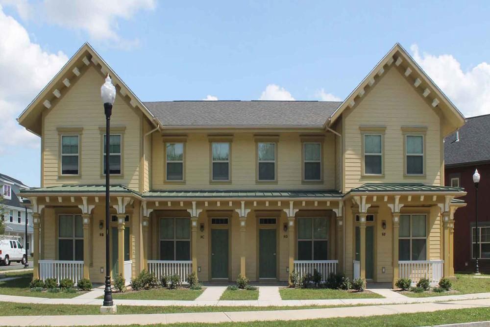 Brookside Apartments Phase I & II | Haynes Construction