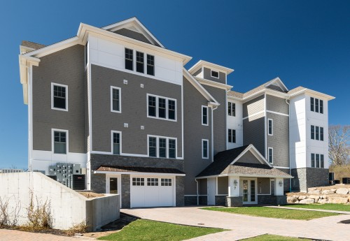 Champlin Woods Condo Building D